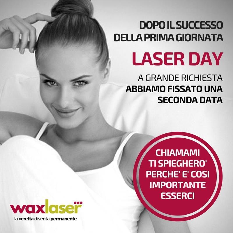 trattamento waxlaser