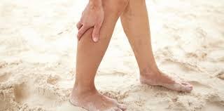 ritenzione idrica gambe pesanti