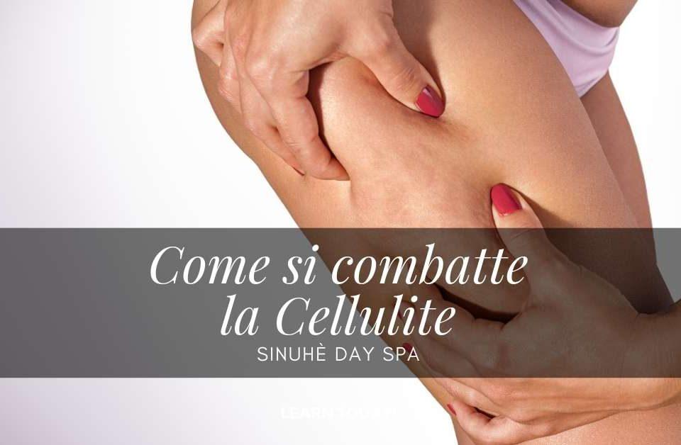 Come si combatte la cellulite